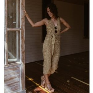 Wild Things Jumpsuit XS